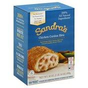Sandra's Chicken Cordon Bleu