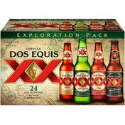 Dos Equis Exploration Pack Beer