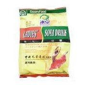 Bing Quan Soy Sprng Instant Ladies' Soya Drink