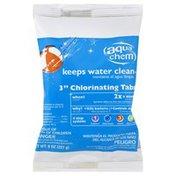 Aqua Chem Chlorinating Tabs, 3 Inch