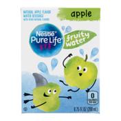 Nestle Pure Life Fruity Water Apple Flavor