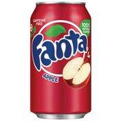 Fanta Apple Soda Can