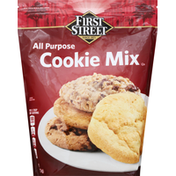 First Street Cookie Mix, All Purpose
