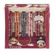 Disney Candy Canes Cherry, Strawberry, Orange & Grape - 12 CT
