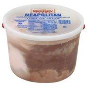 Melody Farms Ice Cream, Light, Neapolitan