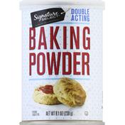 Signature Select Baking Powder, Double Acting