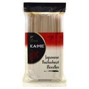 Ka-Me Noodles, Japanese, Buckwheat