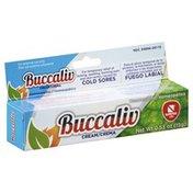Buccaliv Cream, Cold Sores
