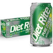 Diet Rite White Grape Soda