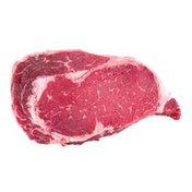 Open Nature Grass Fed Boneless Angus Beef Thin Cut Ribeye Steak