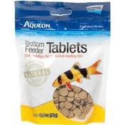 Aqueon Bottom Feeder Tablets, Food for Bottom Feeding Fish