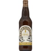 Firestone Walker Ale, Farmhouse, Dry Hopped Saison, Opal