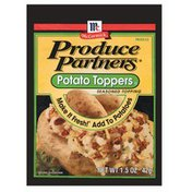 Mccormick Produce Partners Potato Toppers Seasoned Topping