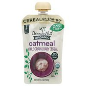 Beech-Nut Cereal On-the-Go, Oatmeal, Stage 1 (from About 4 Months)