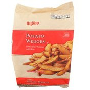 Hy-Vee Potato Wedges French Fried Potatoes With Skins