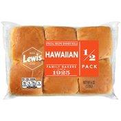 Lewis Bakeries Special Recipe Hawaiian Lewis Bake Shop Special Recipe Hawaiian Dinner Rolls