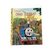 Little Golden Book Thomas & the Great Discovery Hardcover
