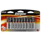 Energizer Batteries, Alkaline, AA