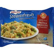 Birds Eye Pasta & Broccoli, with Cheese Sauce, Lightly Sauced