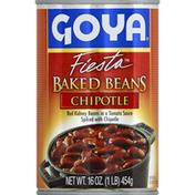 Goya Fiesta Baked Beans, Chipotle