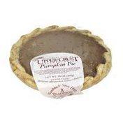 Upper Crust Traditional Pumpkin Pie 6''
