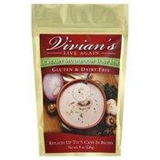 Vivian's Live Again Soup Mix, Creamy Mushroom