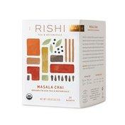 Rishi Tea Black Tea, Organic, Masala Chai, Bags