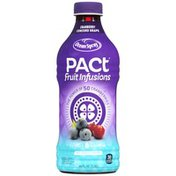 Ocean Spray Pact Fruit Infusions Cranberry Concord Grape Juice Drink