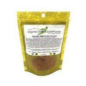 Organic Living Superfoods Organic Raw Cacao Powder