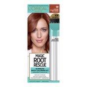 L'Oreal Root Rescue 10 Minute Root Hair Coloring Kit, 5R Medium Auburn Red