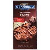 Ghirardelli Chocolate Milk Chocolate Brownie Chocolate
