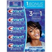 Crest 3D White Arctic Fresh Flouride Anticavity Toothpaste