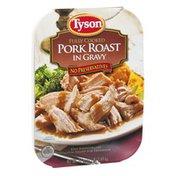 Tyson Pork Roast, in Gravy