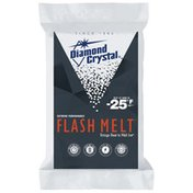 Diamond Crystal Flash Melt Extreme Performance Diamond Flash Melt Calcium Chloride Ice Melter
