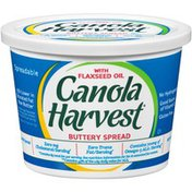 Canola Harvest with Flaxseed Oil Buttery Spread