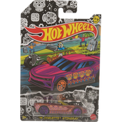 Hot Wheels Toy, 14 Corvette Stingray