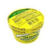 Ted Drewes Frozen Custard, Chocolate
