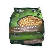 Meijer Potatoes O'brien Diced Potatoes With Peppers & Onions