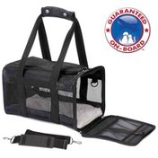 Sherpani Deluxe Small Black Pet Carrier