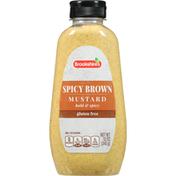 Brookshire's Mustard, Spicy Brown