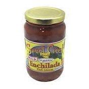 Sweet Creek Foods Organic Enchilada Red Sauce