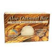Rainbow Research Corp. Aloe & Oatmeal Gentle Moisturizing Soap
