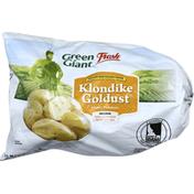 Green Giant Potatoes, Idaho, Yellow Skin Golden Flesh