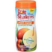 Dole Peach Mango Shakers Fruit & Yogurt Kit