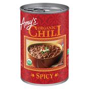 Amy's Kitchen Organic Spicy Chili, Gluten free, Vegan