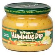 Wild Garden Hummus Dip, Red Hot Chili Pepper
