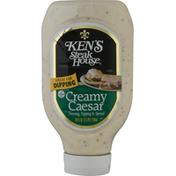 Ken's Steak House Dressing, Topping & Spread, Creamy Caesar
