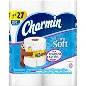 Charmin Ultra Charmin Ultra Soft Toilet Paper 6 Mega Plus Rolls Toilet Tissue