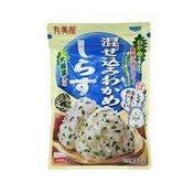 Marumiya Mezekomi Shirasu Seaweed Rice Seasoning