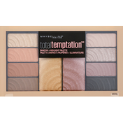 Maybelline Eyeshadow + Highlight Palette